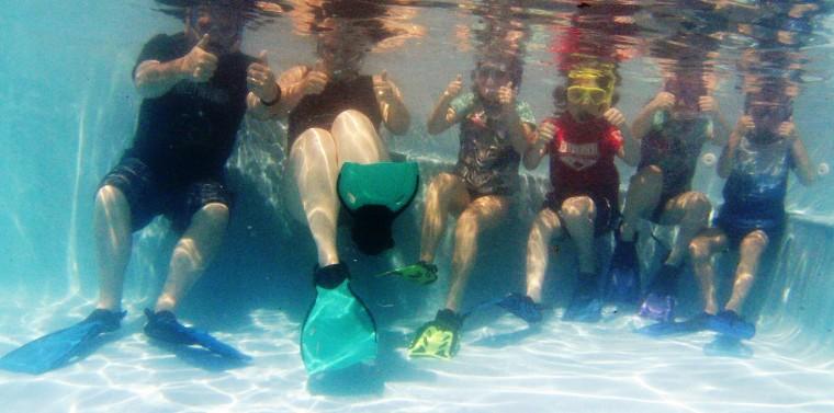 family-swim