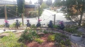 Musical Ants at Big 4 Governors Hill Carapark, Goulburn
