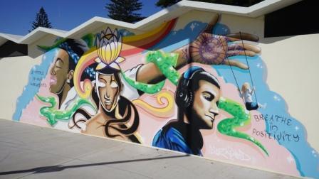 Geraldton mural