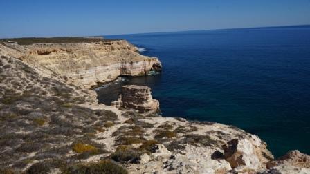 Kalbarri NP Coastal Cliffs 2