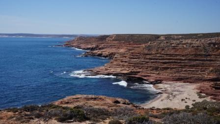 Kalbarri NP Coastal Cliffs