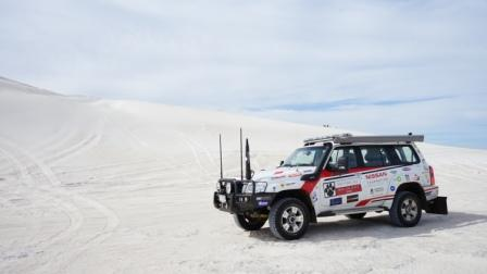 Legend at Lancelin sand dunes