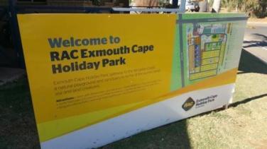 RAC Exmouth Cape