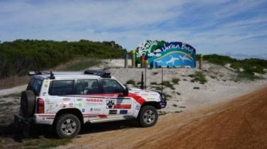 Visit to Jurien Bay